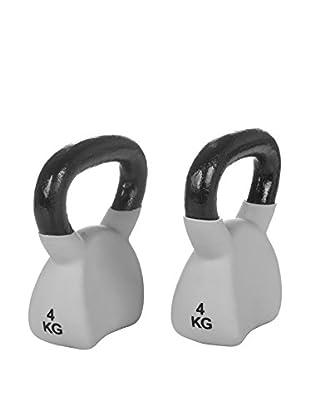 Fytter Kugelgewicht 4 kg Akb04B grau/schwarz