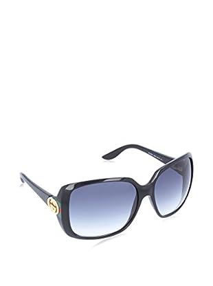 Gucci Sonnenbrille 3166/S JJ (59 mm) schwarz