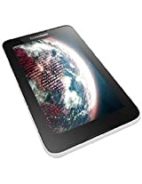 Lenovo A7-30 2G Tablet (8GB, WiFi, 2G, Voice Calling, A3300-GV), White