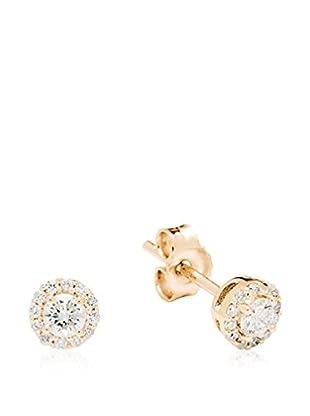 Diamant La Parisienne Ohrringe  18 Karat (750) Rotgold