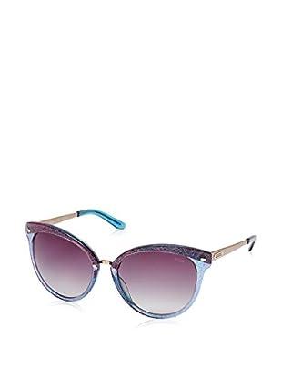 Guess Occhiali da sole GU 7352 (57 mm) Blu/Rosa