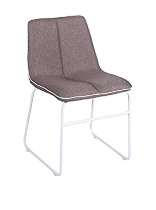 Special tables & Chairs Set Silla 4 Uds. Gaia Taupe