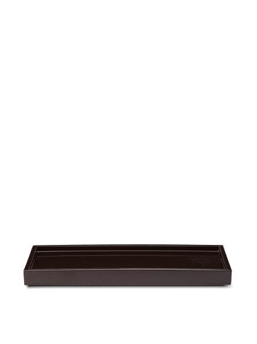 Impulse! Seville Amenity Tray, Chocolate Brown