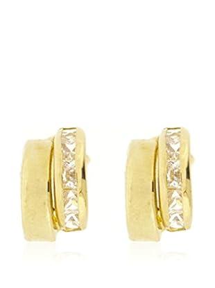 Gold and Diamonds Ohrringe