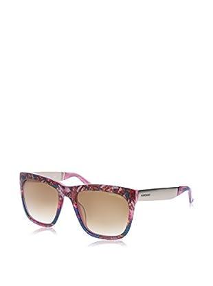 GUESS Sonnenbrille 732 (54 mm) ziegelrot/blau