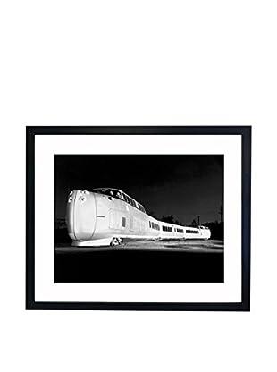 Mazali - Culture Décor Wandbild Overnight Aero Train
