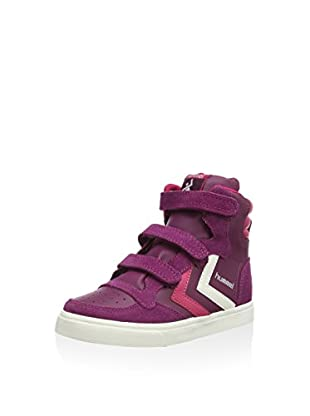 Hummel Zapatillas abotinadas Stadil Leather Jr Hi