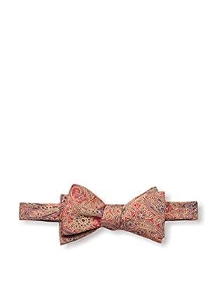 Bruno Piattelli Men's Paisley Tie, Red