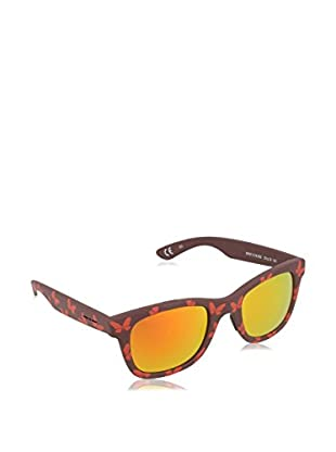 ITALIA INDEPENDENT Sonnenbrille 0090T-FLWC-50 (50 mm) granatrot/rot