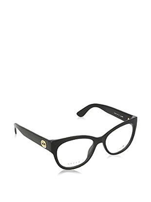Gucci Gestell 3824D2853 (53 mm) schwarz