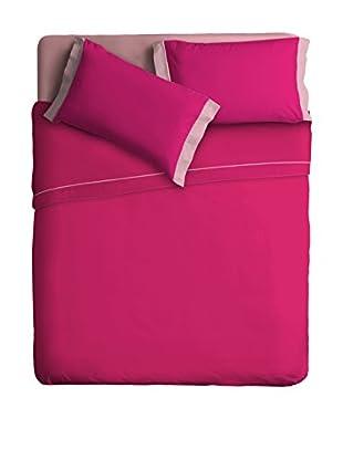 Ipersan Betttuch und Kissenbezug Double Color