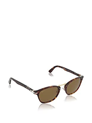 Persol Gafas de Sol Polarized 3110S 24_57 (49 mm) Havana