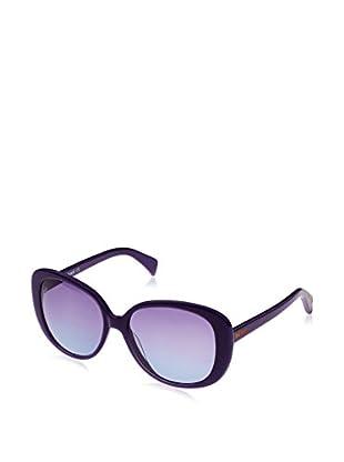 Just Cavalli Gafas de Sol JC647S (57 mm) Morado Oscuro
