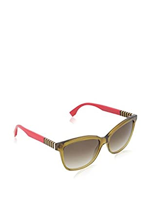 Fendi Gafas de Sol 0054/S DB_MQZ (55 mm) Oliva