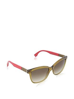 Fendi Sonnenbrille Mod. 0054/S DB_MQZ (55 mm) oliv
