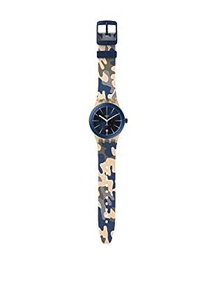 Swatch Reloj automático Unisex Sistem Incognito  42 mm