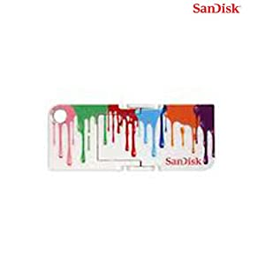 Sandisk Cruzer Pop 16GB Pen Drive-White
