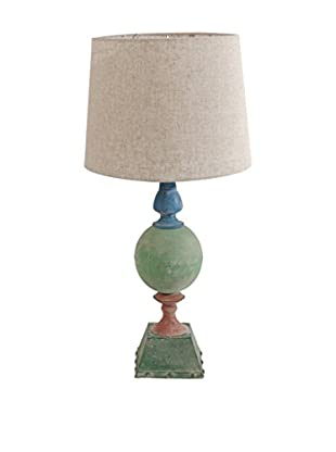 Table Lamp, Green