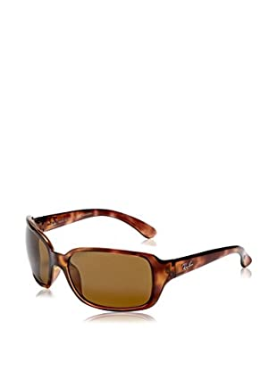 Ray-Ban Sonnenbrille Polarized RB4068-03 (60 mm) havanna