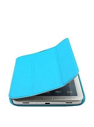 Unotec Funda Smart Cover Azul Tab3 7 Pulgadas