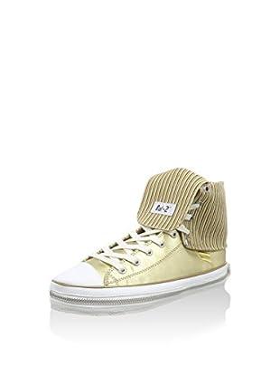 Nat-2 Hightop Sneaker Lind Hi Across