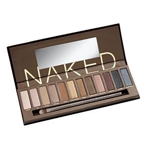 Urban Decay Naked Palette With Primer Potion