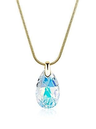 Swarovski Elements by Philippa Gold Halskette Crystal Oval