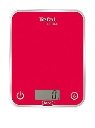 Tefal Balanza De Cocina Digital Optiss