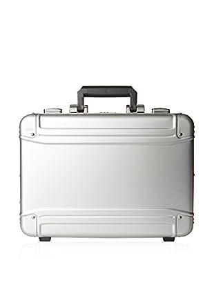 ZERO Halliburton Geo Aluminum Small Case, Silver