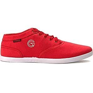 Globalite Red Men Casual Shoes - GSC0308-CRUX