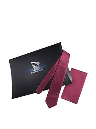 Giorgio Di Mare Set Krawatte + Einstecktuch