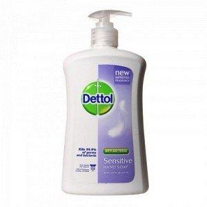 Dettol Sensitive Liquid Hand Wash Pump
