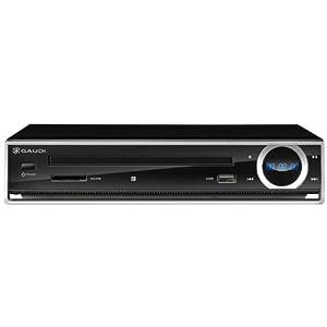 【クリックでお店のこの商品のページへ】GREEN HOUSE ディスプレイ付 CPRM対応DVDプレーヤー(再生専用) ブラック GHV-DV300K: 家電・カメラ
