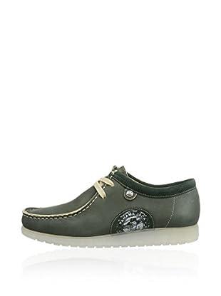 Panama Jack Nature Zapatos Clásicos Walby Natur B7 Napa (Verde)
