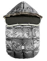 7 A.M. Enfant Le Sac Igloo 500 Bunting in GRAY-Large