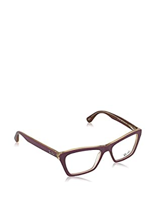 Ray-Ban Gestell 5316 5390 (51 mm) bordeaux