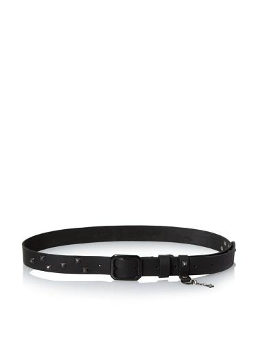 +Beryll Men's Black Thorn Belt (Black)