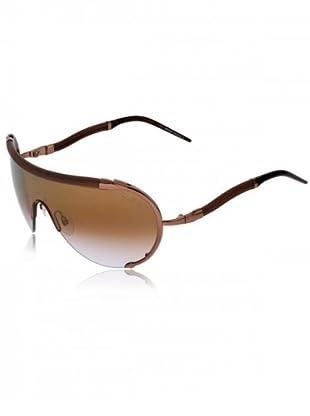Roborto Cavalli Sonnenbrille Unisex 391/S 207 Kunststoff/Metall braun/schwarz