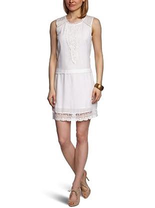 Vila Clothes Vestido Maiwen (Blanco)