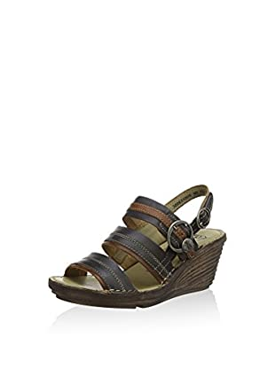 Fly London Keil Sandalette SALM631FLY
