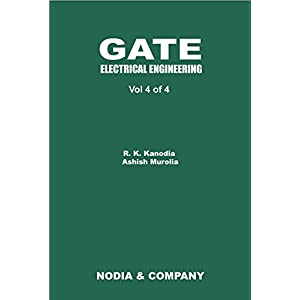GATE Electrical Engineering Vol 4 (GATE 2015 EE by R. K. Kanodia 4 Volume Set)