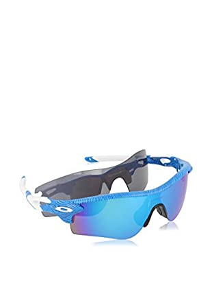 Oakley Occhiali da sole OO9181-46 (138 mm) Blu