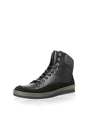 Dior Men's Casual Hightop Sneaker