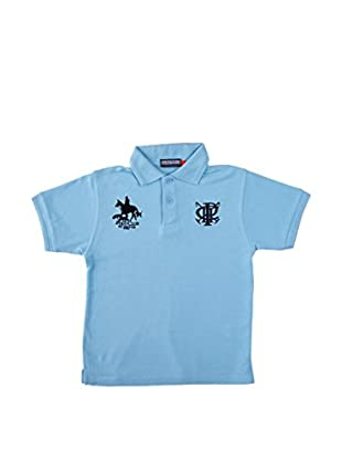 POLO CLUB CAPTAIN HORSE ACADEMY Poloshirt Hunting Kid