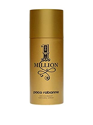 Paco Rabanne Deodorant Spray One Million 150 ml, Preis/100 ml: 14.63 EUR