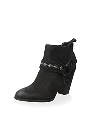 STEVEN By Steve Madden Women's Bootie with Harness