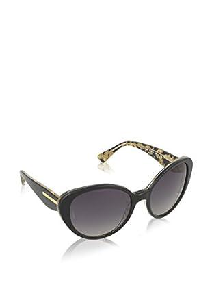 Dolce & Gabbana Sonnenbrille Polarized 4198 2744T354 (54 mm) schwarz
