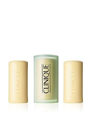 CLINIQUE Gesichtsseife 3er Set Dry (3 x 50 Gr) , Preis/100 gr: 13.3 EUR