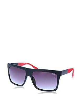 GUESS Sonnenbrille 6863 (58 mm) schwarz/rot