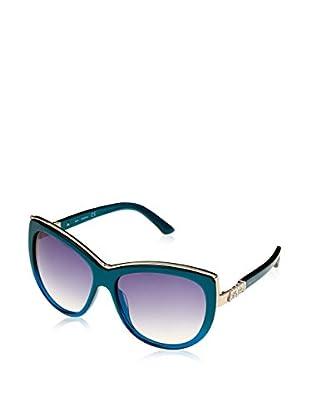 Swarovski Sonnenbrille 664689642502 (58 mm) grün/blau